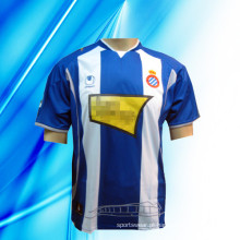 100% poliéster Man's Soccer Jersey