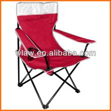 cadeira de acampamento de tecido dobrável