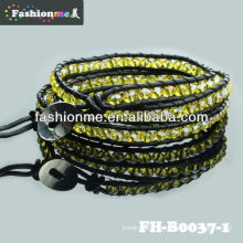 Bracelet en cristal cercle FashionMe cinq
