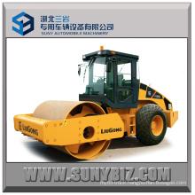 Liugong 12 Ton Hydraulic Single Drum Vibratory Compactor Clg612