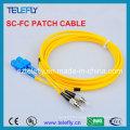 Câble de cordon Patch Sc-FC
