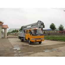 2018 new JAC portable aerial boom lift vehicle