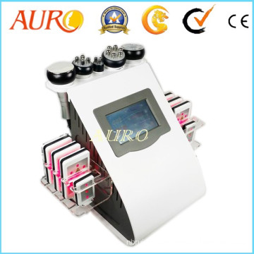 Au-61b Salon Use Vacuum RF Skin Cavitation Machine