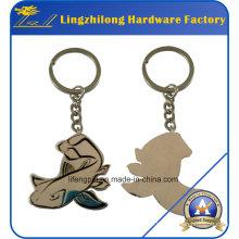 Custom Souvenir Design Metal Keychain Keyring