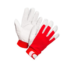 Synthetic Leather Mechanic Driver Glove