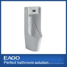 EAGO Ceramic Floor Standing Sensor S-trap Urinal (HA3010)