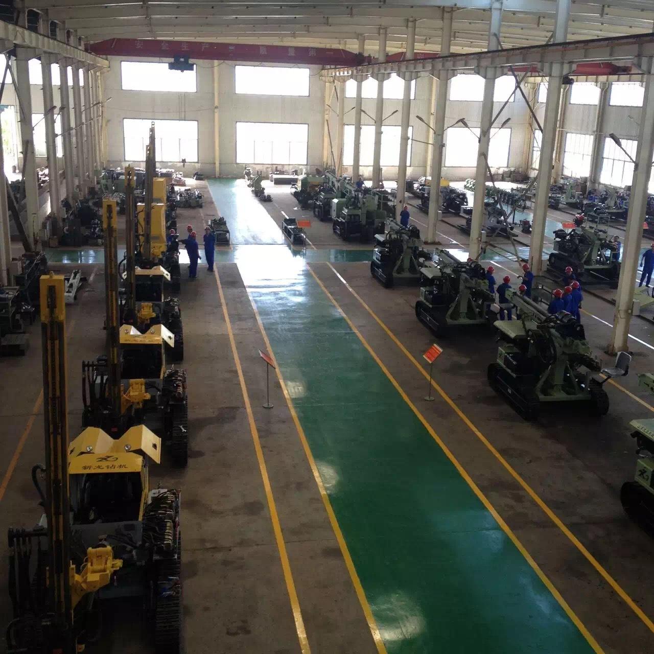 Rig factory