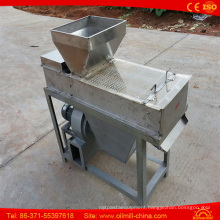 Dry Method Hulling Almonds Shelling Peanut Peeler Peeling Machine