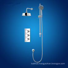 Modern thermostatic shower mixer