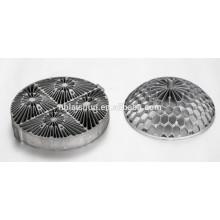 Сертификат ISO 9001 2008 литой алюминий Светодиодные лампы алюминиевые части