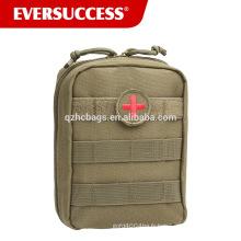 Cas médical d'urgence de premiers secours de sacs médicaux
