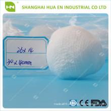 Mit CE FDA ISO zertifiziert China saugfähigen Baumwoll-Gaze Ball