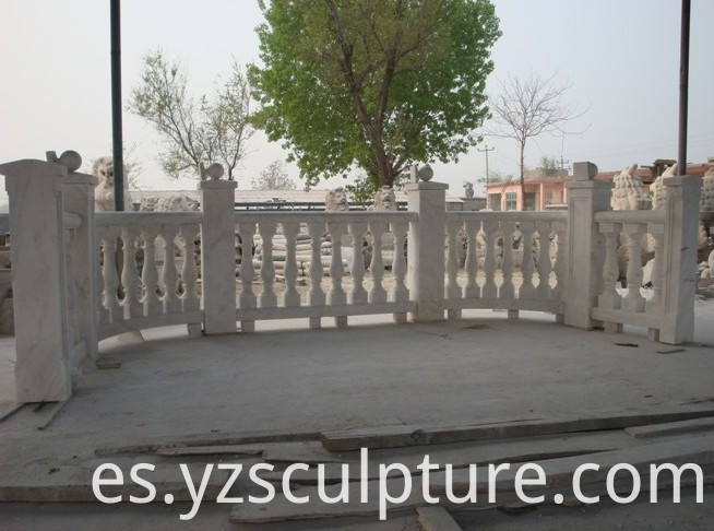 Outdoor Marble Balusters