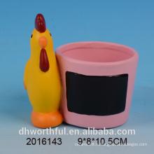 Оптовый керамический горшок с доской