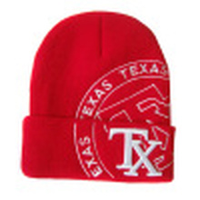 Knitted Beanie with Join Logo NTD010