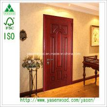 Porta sólida Porta Entranvce Solide Porta Moderno Estilo