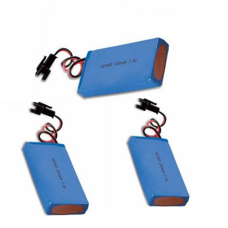 603465 7.4V Lithium Polymer Battery for Medical Equipment
