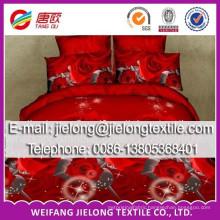 Milton 100% cotton bedding set