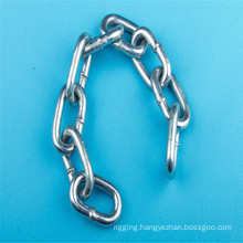 Galvanized Steel Chain with Short Link