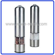 Acero de Sainless eléctrico popular sal y pimienta cocina molino (R-6001)