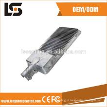 IP67 Garantia de 5 anos Ligações de alumínio Cast 50w LED Street Light Housing