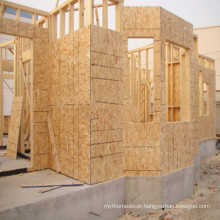 China YUJIE 11mm OSB plywood osb panel on price