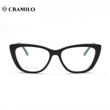 Vidrios baratos al por mayor hecho a mano Acetato Marcos de lentes ópticos