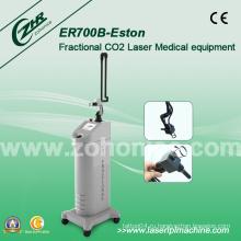 Лазерное оборудование для красоты красоты лазера CO2 Er700b (25W)
