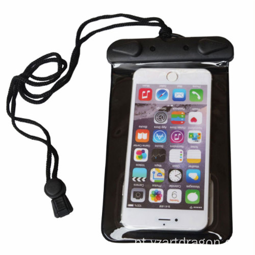 2020 New Pvc Smartphone Touch Waterproof Phone Pouch Bag