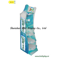 Supermarket Commodity Display Stand Floor Display (B&C-A063)