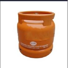 6KGc Stahl Gasflasche