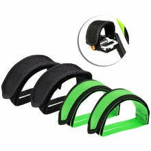 Adjusable Mountain Bike Toe Straps For Bike Pedals