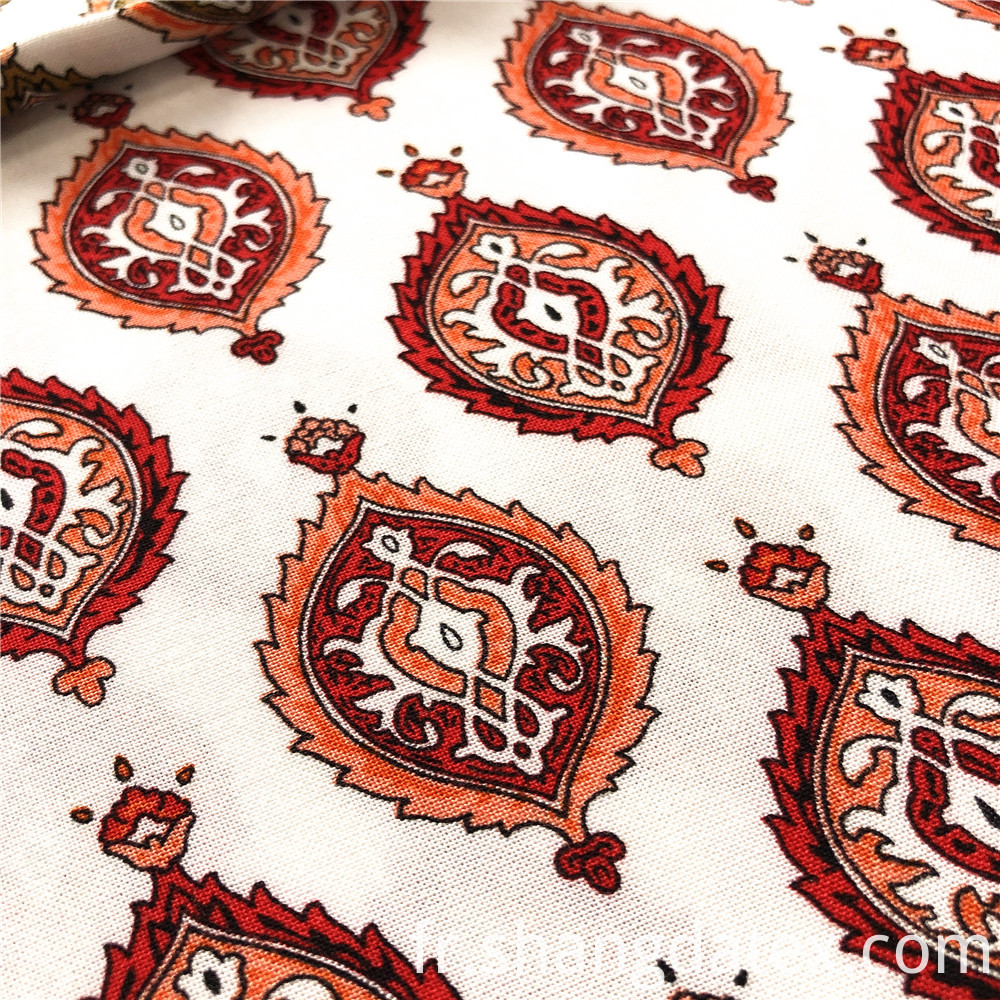 Rayon Prints In Keqiao