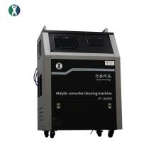 Máquina de limpeza de conversor catalítico de três vias para Cayenne