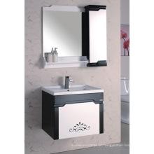 Armário do banheiro do PVC de 60cm (B-524)