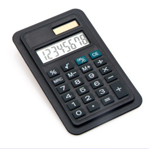 Book Mark Card Business Calculator
