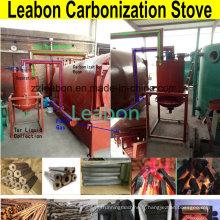 Four à carbonisation de lignite pour la fabrication de charbon Shisha