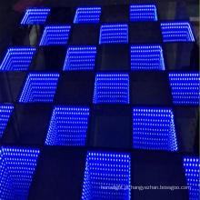 Diodo emissor de luz Dance Floor 2016 de venda superior com grande exposição a cores completa da exposição interna do diodo emissor de luz