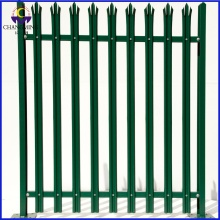 Powder Coated Europa Typ Guardrail Zaun