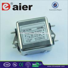 Filtro de línea de ruido Emi Power Rfi de alta calidad