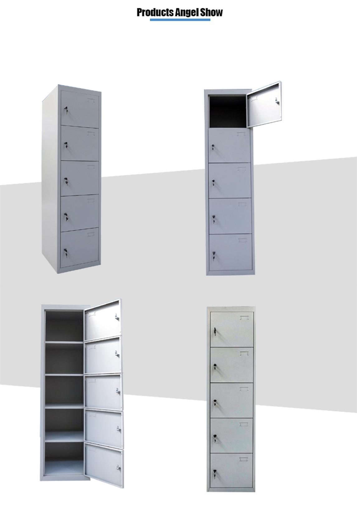 Steel Golf Locker