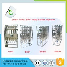 New Technology Designed Water Distiller Machine