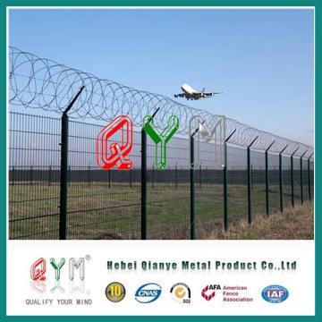Vente en gros de clôtures d'aéroport de Qym