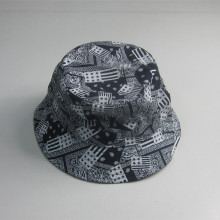Hot Sale Cotton Print Bucket Hat