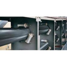 Ökonomischer Rohrförderband / Tubularförderband