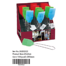 12PCS Silicone Brush