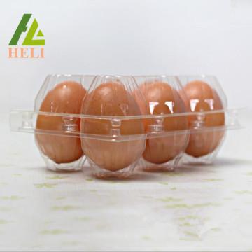 Plateau de rotation en plastique pour oeuf de poulet blister