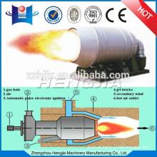Controle do PLC e queimador de carvão pulverizado ignição automática para caldeira
