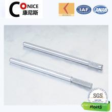 China Lieferant CNC Mchined Stahl Stücke