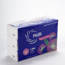 Toalha de mão lenço de papel
